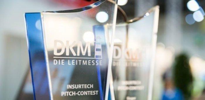 InsurTechs - Bei der Wahl zum besten InsurTech auf der DKM 2018 landete die procontra-Schwester profino auf dem 2. Platz. Bild: DKM 2018