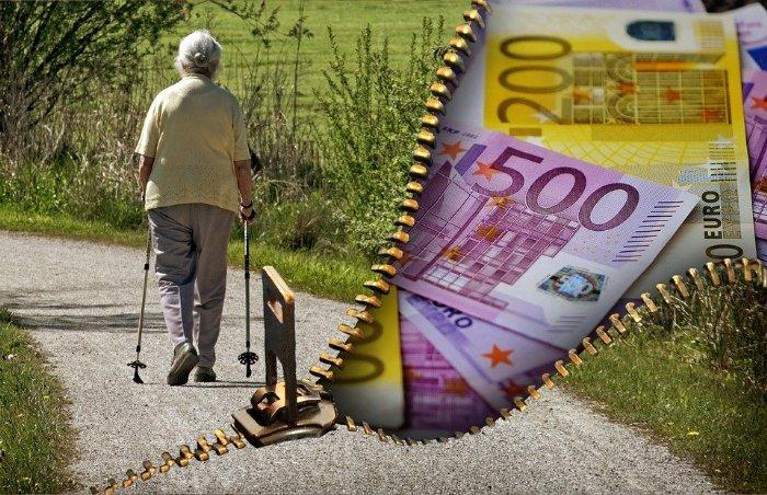 Deutschland Rente - die Versicherung
