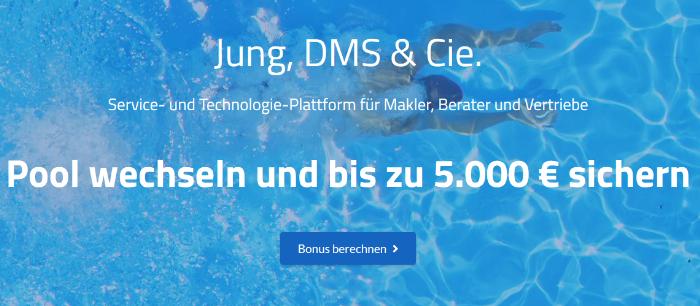 Poolwechselkampagne - der richtige Vertriebsimpuls der JDC Group